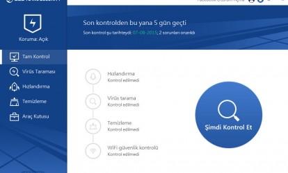 360 Total Security Ekran Görüntüleri