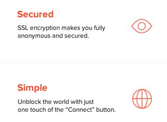 Touch VPN Ekran Görüntüleri