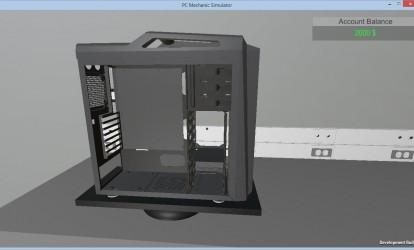 PC Building Simulator Ekran Görüntüleri