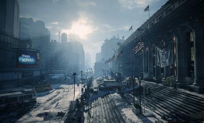Tom Clancy's The Division Ekran Görüntüleri