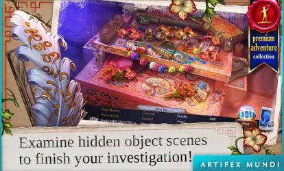 Enigmatis 3 Ekran Görüntüleri