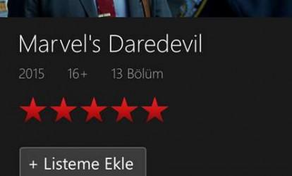 Netflix Ekran Görüntüleri