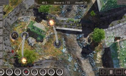 Defense Zone 3 Ekran Görüntüleri