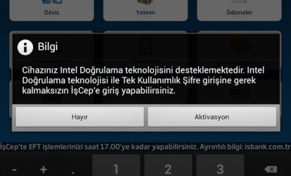 İşCep Ekran Görüntüleri