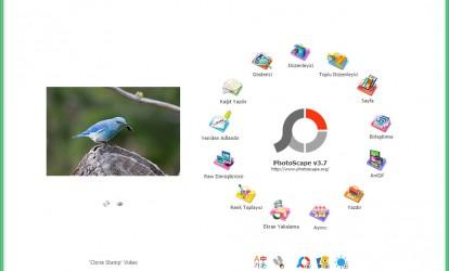 PhotoScape Ekran Görüntüleri