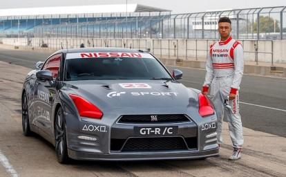 Nissan GT-R/C Silverstone