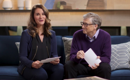 Bil ve Melinda Gates Mektup
