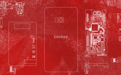 Blockchain Tabanlı Telefon HTC Exodus