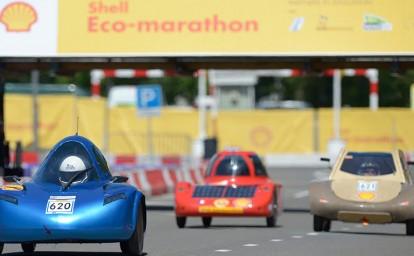 Shell Eco Marathon Avrupa Birinciliği 1