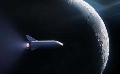 SpaceX, Uzay Turizmini Resmen Başlatıyor