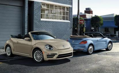 Volkswagen, Final Edition Versiyonu ile Beetle'a Veda Ediyor