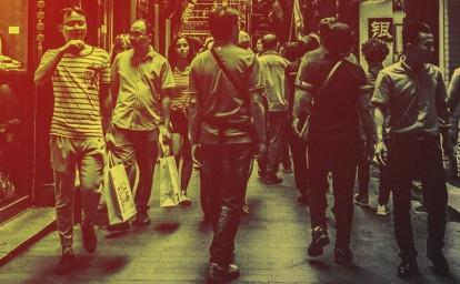 Çin, Yürüyüş Tanıma Teknolojisi ile İnsanları Avlayacak