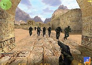 Counter Strike Ekran Görüntüleri