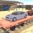 Cargo Train Car Transporter 3D