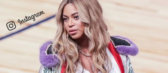 Beyonce'un Yarattığı Yeni Instagram Akımı Çok Konuşulacak