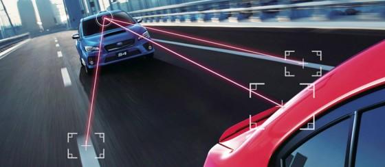Subaru'nun Yeni Otomobil Güvenlik Teknolojisi: Eyesight