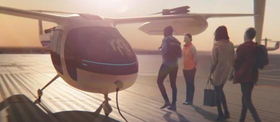 UberAIR, Uçak - Taksi Hizmeti Tanıtıldı!