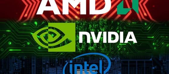 Nvidia'nın Ekran Kartı Satışları AMD ve Intel'i Geride Bırakıyor