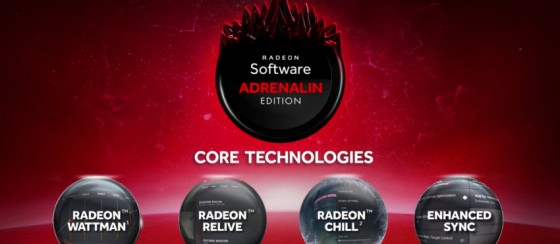 AMD Radeon Software Adrenalin Edition ve AMD Link Uygulaması Çıkış Yaptı