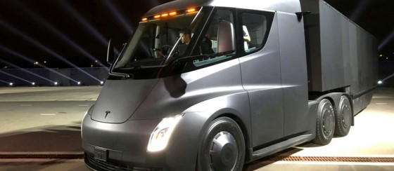 Tesla Semi İçin En Fazla Sipariş Pepsi'den Geldi