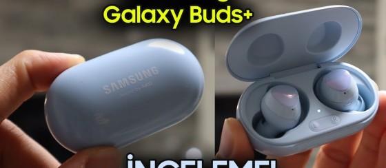 Samsung Galaxy Buds+ (Plus) İnceleme - Neler Değişmiş?