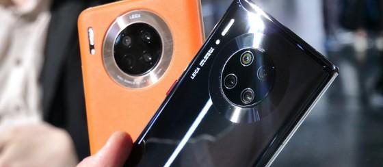 Huawei'nin Kapaklı Katlanabilir Telefon Tasarımı Ortaya Çıktı