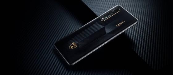 Oppo Find X2 Pro Lamborghini Edition Geliyor!