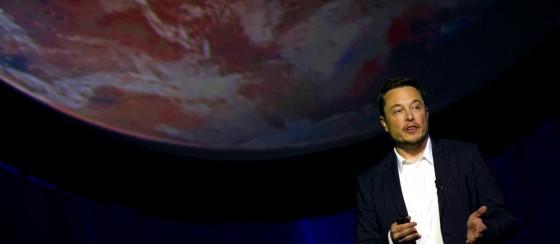 Mars'ta Yaşayacaklara Müjde! Elon Musk Mars'a İnternet Götürüyor