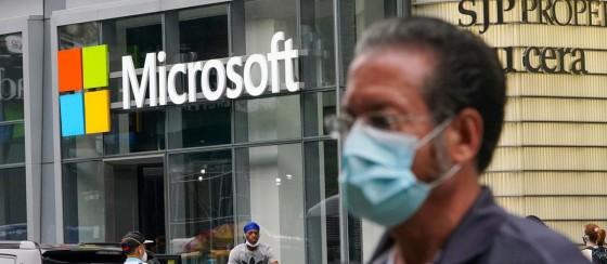 Microsoft Pandemiye Rağmen Kazancıyla Dudak Uçuklatıyor