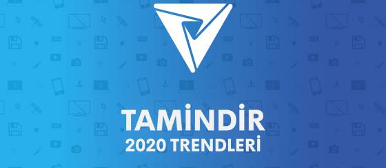 Türkiye 2020 Yılında Neler İndirdi? - Tamindir 2020 Trendleri