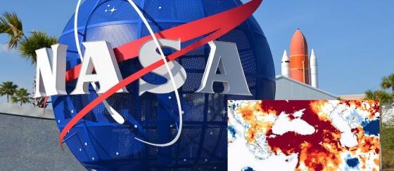 NASA, Türkiye'nin Yer Altı Suları Haritasını Paylaştı