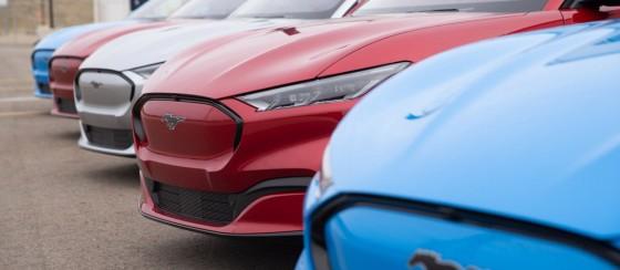 Ford Sadece Elektrikli Araba Satacağını Duyurdu: İşte Tarih
