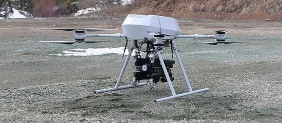 Yerli Bomba Atarlı Drone Geliştirildi!