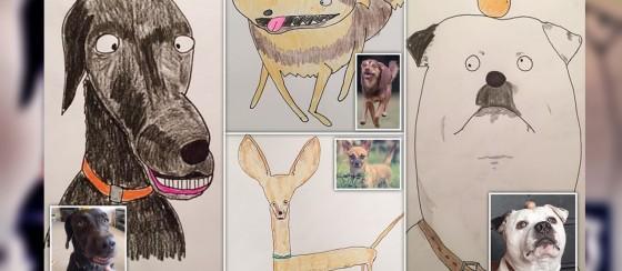 Amatör Hayvan Çizimleriyle 83.000 Dolar Kazandı