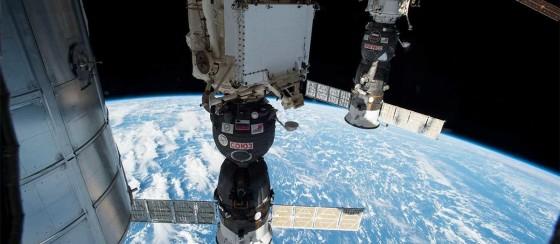 Rus Uzay İstasyonu İçin Tarih Verildi: Rusya ISS'den Ayrılıyor