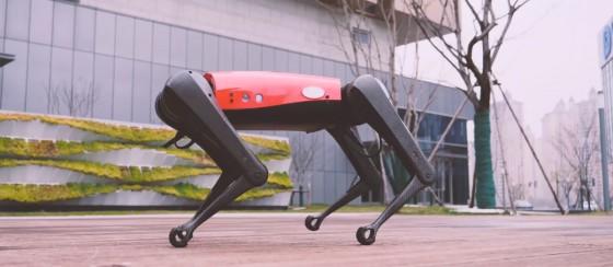 AlphaDog, Boston Dynamics'in Robotuna Rakip Oluyor!