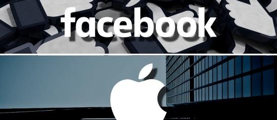 Apple ve Facebook Savaşı Bitti: Apple'dan Facebook'a Gönderme!