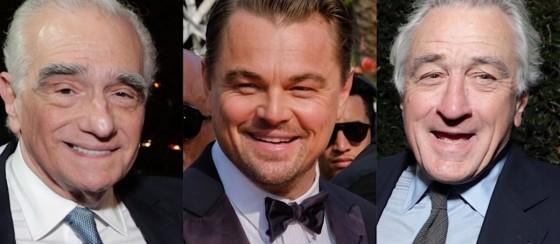 Leonardo DiCaprio'nun Yeni Apple Filminden İlk Görüntü Geldi