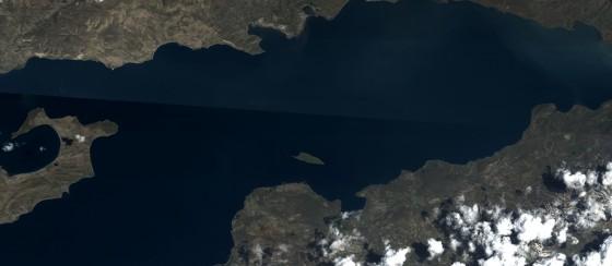 MSB'den Van Gölü Paylaşımı: Göktürk'ten Bakalım