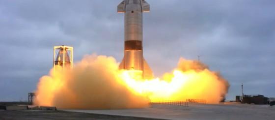 SpaceX SN15 Roketi Bu Sefer Başarıyla Fırlatıldı! (Video)