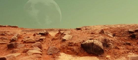 NASA, 360 Derecelik Mars Videosu Paylaştı