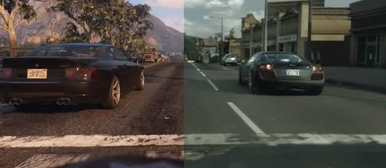 Intel, GTA 5'e Gerçek Hayat Görünümü Kazandırdı! (Video)