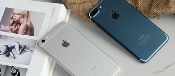 iPhone 7 Pro Deep Blue Fotoğrafları