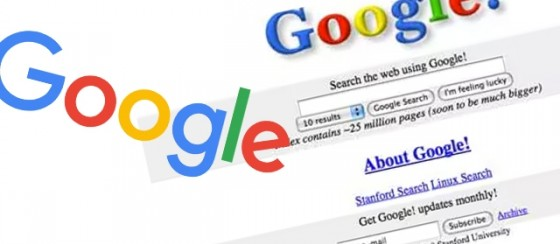 Popüler Web Sitelerinin İlk Görünümleri!