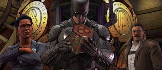 Batman: The Enemy Within İlk Videosu Paylaşıldı