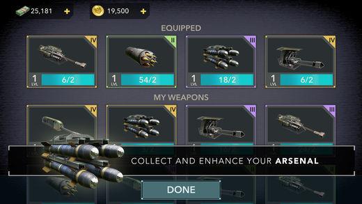 Zombie Gunship Revenant AR Ekran Görüntüleri - 2