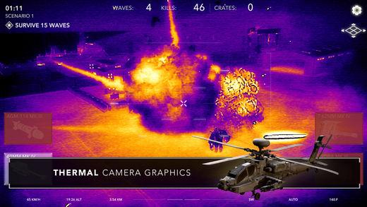 Zombie Gunship Revenant AR Ekran Görüntüleri - 1
