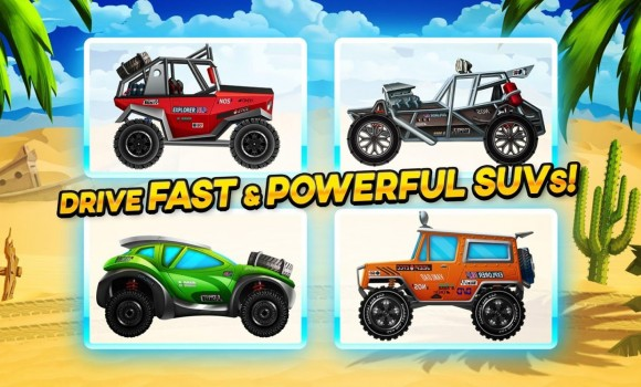 SUV Safari Racing - 1