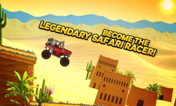 SUV Safari Racing - 2