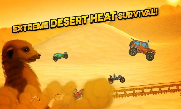 SUV Safari Racing - 4